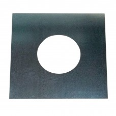 "Flexible Flue Liner Top Plate For 4"" Flexible pipe/15"" Plate Size"